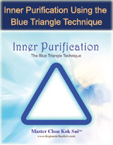 Inner Purification - The Blue Triangle Technique