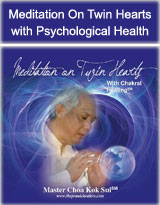 Meditation on Twin Hearts with Psychological Health