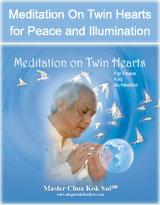 Meditation on Twin Hearts for Peace and Illumination